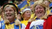 Soccer Euro 2008 Sweden Spain