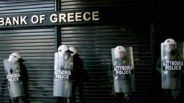 Greece Crippled By General Strike