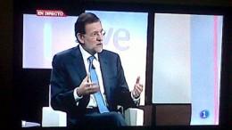 mariano rajoy entrevista TVE2