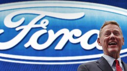 Ford CEO