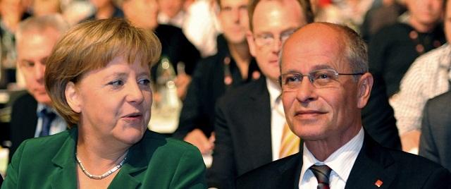 Huber and Merkel