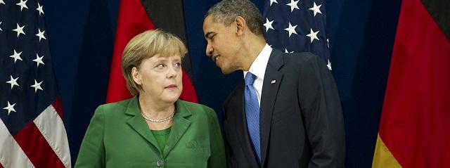 Merkel Obama 110311