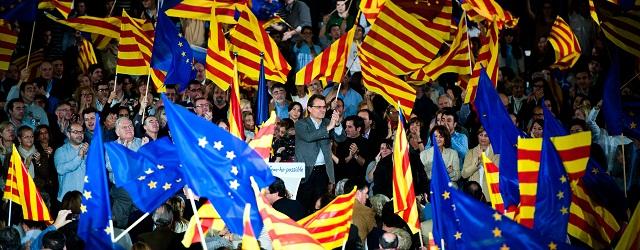 Catalan President attends meeting