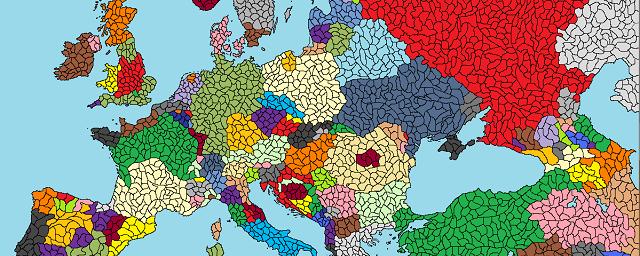 Integration And Disintegration Of The Eu The Corner