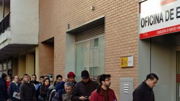 Spain jobless figures
