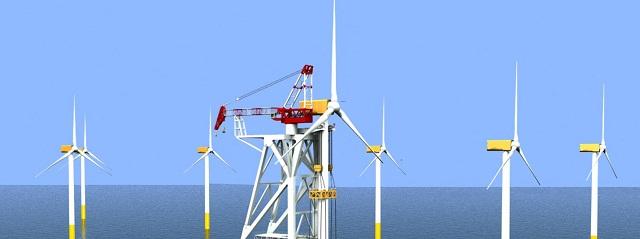 Spain wind power