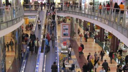 Spanish shopping centres