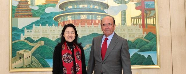 Banco Santander in China