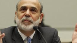 Ben Bernanke Federal Reserves governor