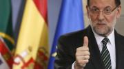 Spain PM Mariano Rajoy