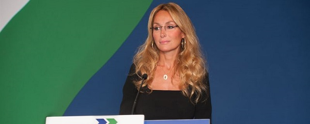 FCC Chairwoman Esther Alcocer Koplowitz