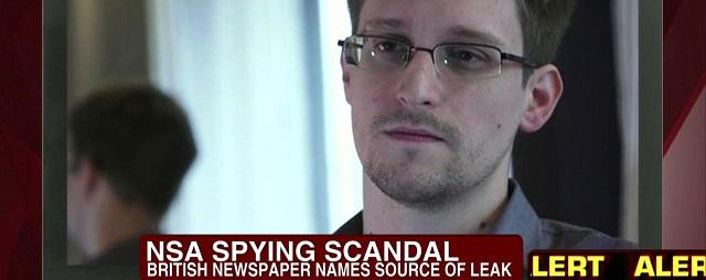 Snowden affair