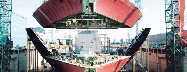State subsidies to the ship industry