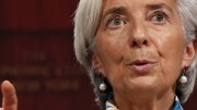 Christine Lagarde, IMF director