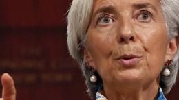 Christine Lagarde, IMF director