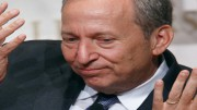 Larry Summers withdrawal