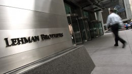 Lehman Brother collapse