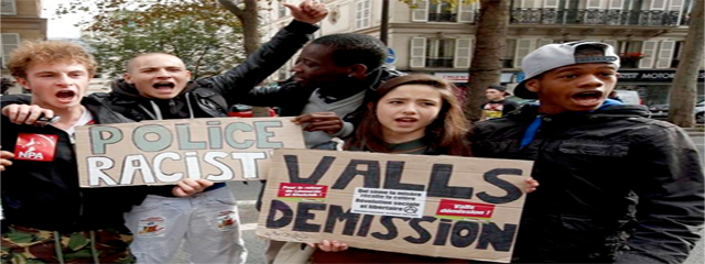 French students intensify their protests
