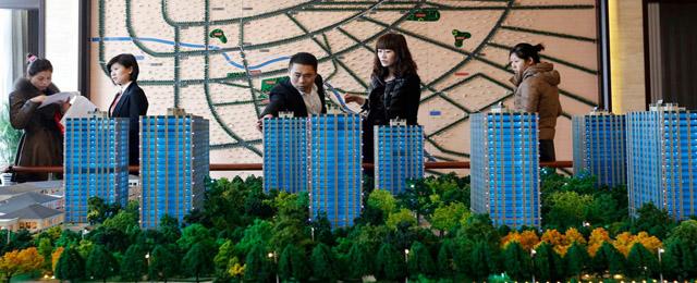 china property bubble