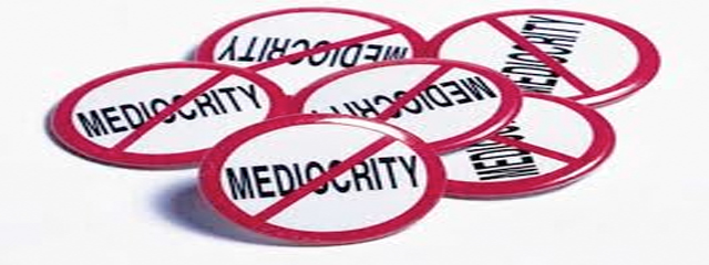 EU has resigned to mediocrity