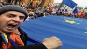 Ukrainians fight for the Union