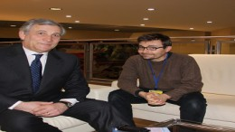 INTERVIEW to Antonio Tajani