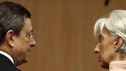 Lagarde and Draghi