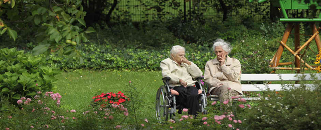 germany ageing