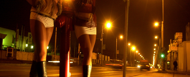 pictures of prostitutes on the corner