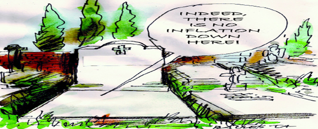 Cartoon Inflation