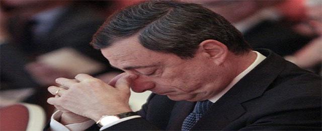 Draghi preocupado