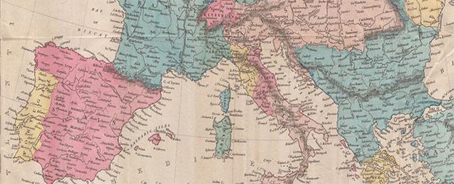 Europa del sur