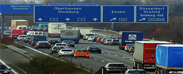 Germany's toll road