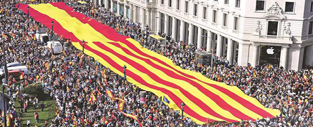 The fear of an accident which is beginning to dominate Spanish society