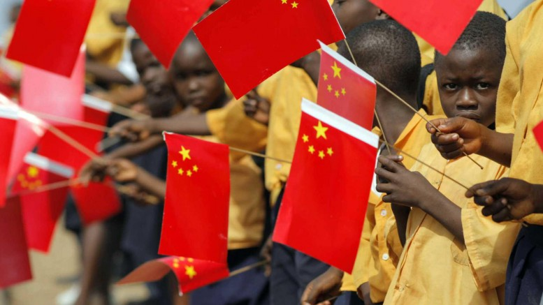 more than half of chinas recent foreign aid went to africa