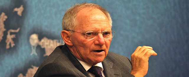 HE Dr Wolfgang Schäuble 6257468800