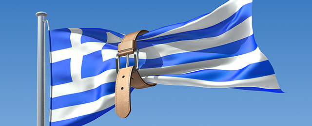 tightening greek belt austerity financial crisis