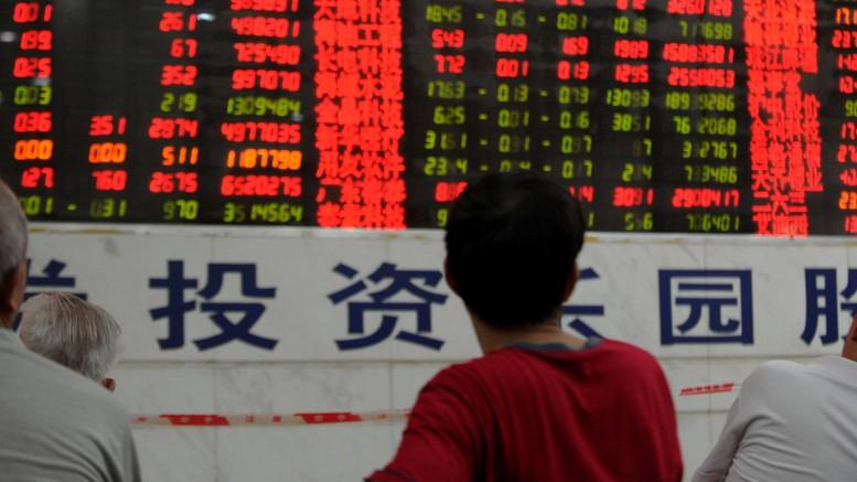 Bolsa ShangaiTC