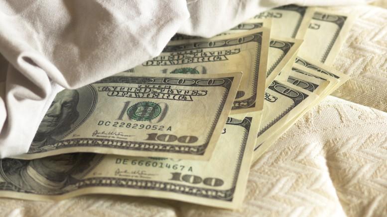 dinero colchon recurso TC