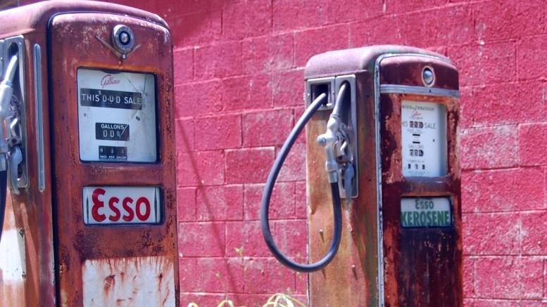 industria petroleo gasolineravintageTC