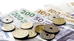 Penge pengesedler m¯nter
