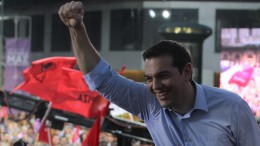 Alexis Tsipras of Spain and Portugal has caused a row between the countries