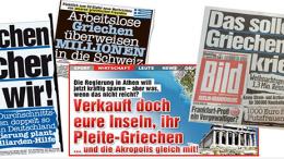 Covers from Bild Zeitung