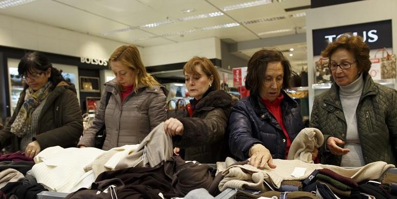 Spanish consumer spending TC