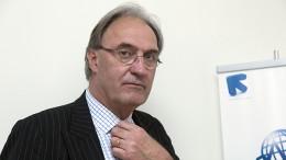 IOSCO Secretary General David Wright