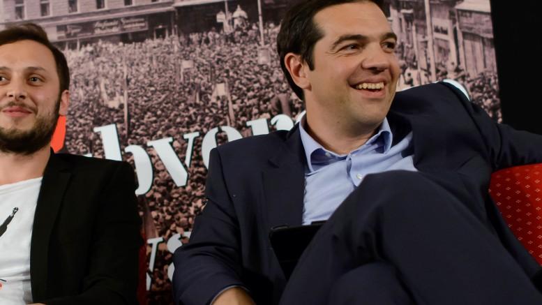 Greece's PM Alexis Tsipras