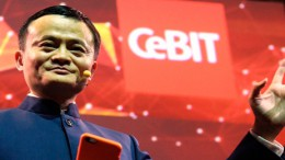 Alibaba's CEO Jack Ma