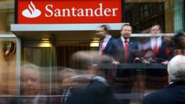 Santander US holding