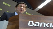 Bankia's president J.I. Goirigolzarri