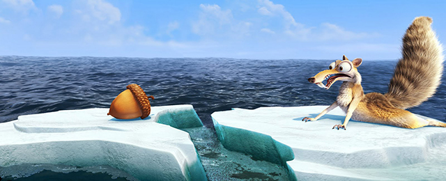 Ice Age the movie